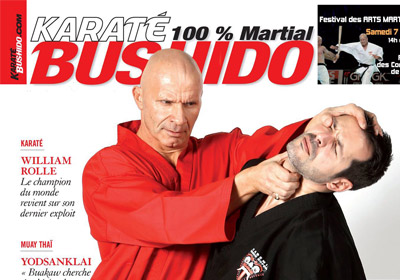 couverture KARATE BUSHIDO